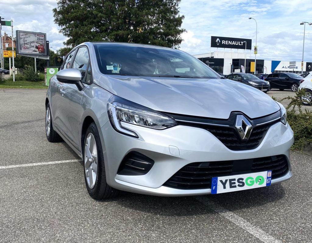 Renault Clio V – Tanneurs
