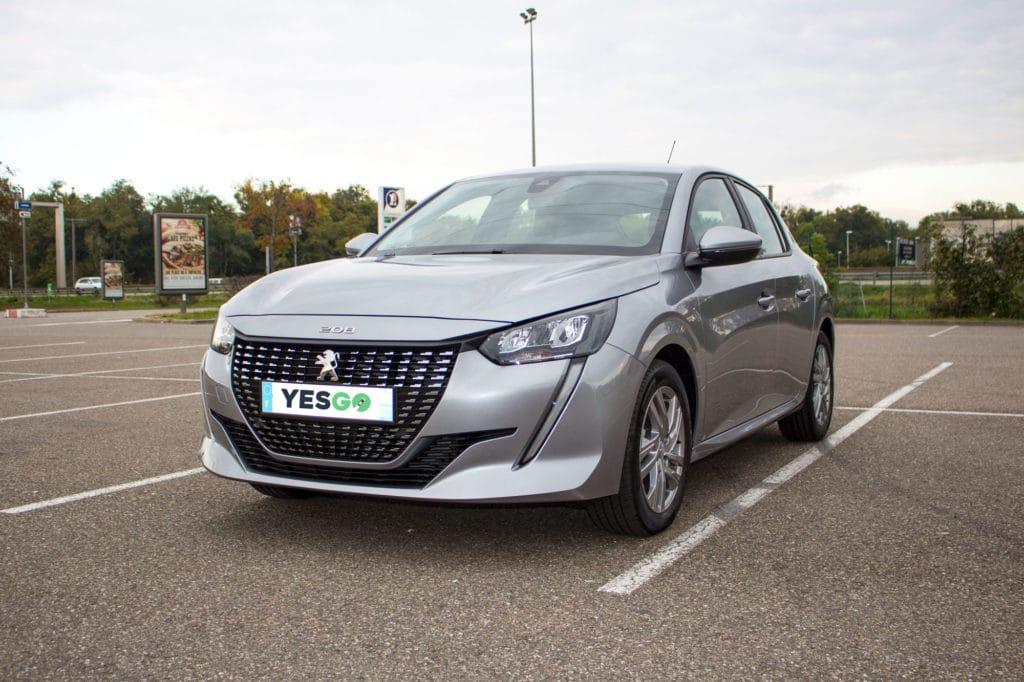 KIRA – Peugeot 208 II