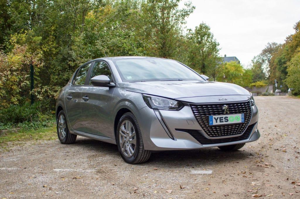 MORA – Peugeot 208 II