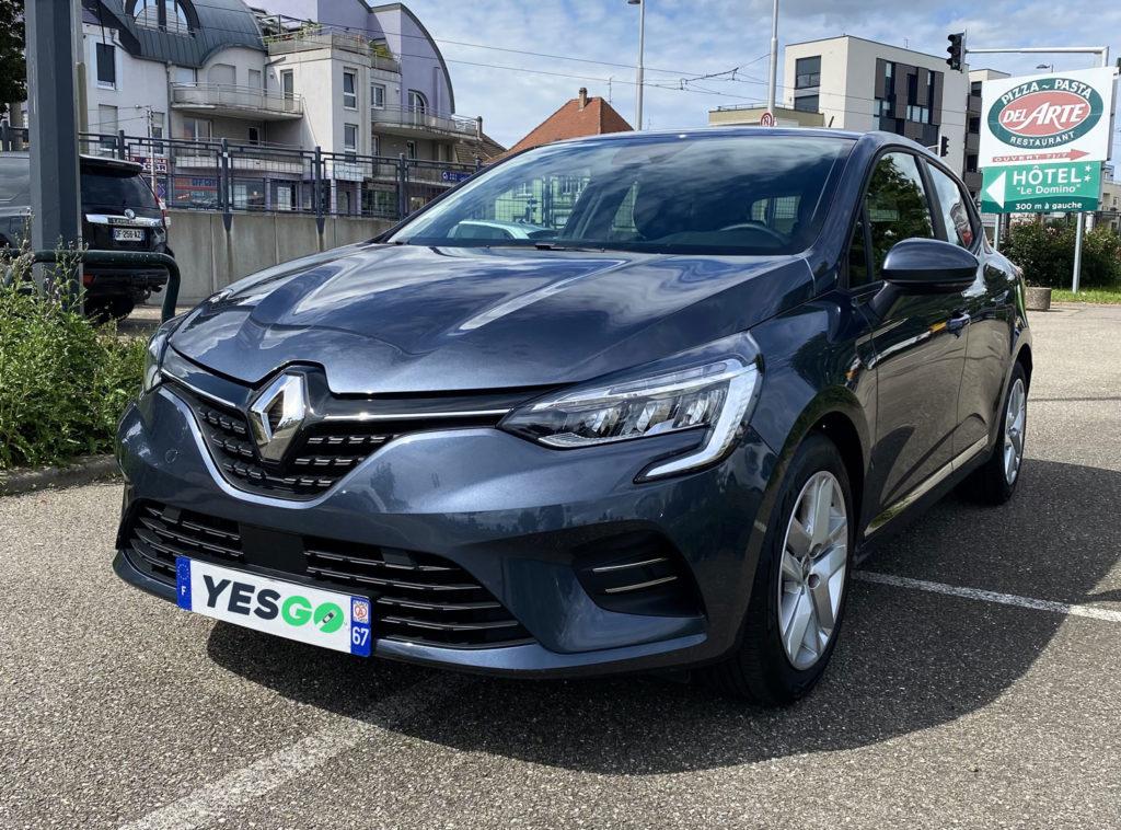 Renault Clio V – Rotonde